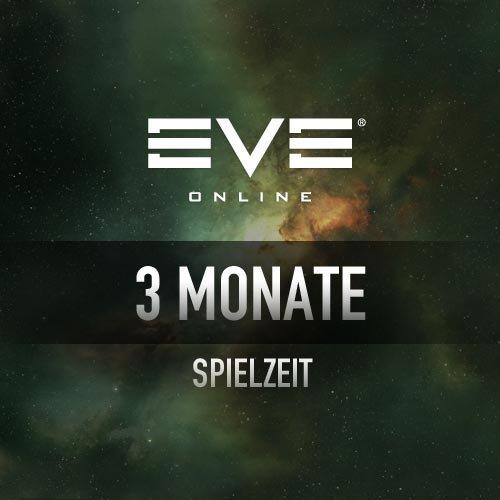 EVE Online - 3 Monate Spielzeit [Instant Access]