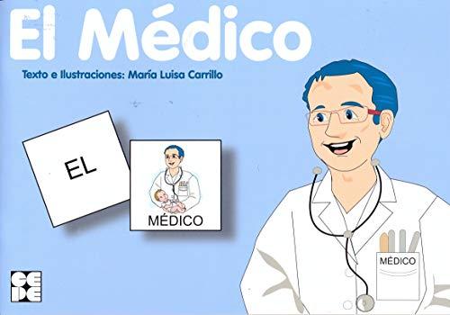 Pictogramas: El Médico: 13 (Pictogramas: lecturas fáciles para niños con dificultades)
