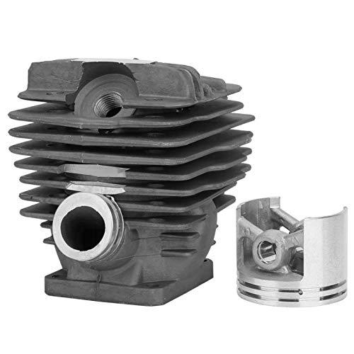 LANTRO JS - Cilindro de motosierra de aluminio fundido a presión, pistón, cigüeñal, sello de aceite, cilindro, juego de juntas, accesorios aptos para S-tihl MS360