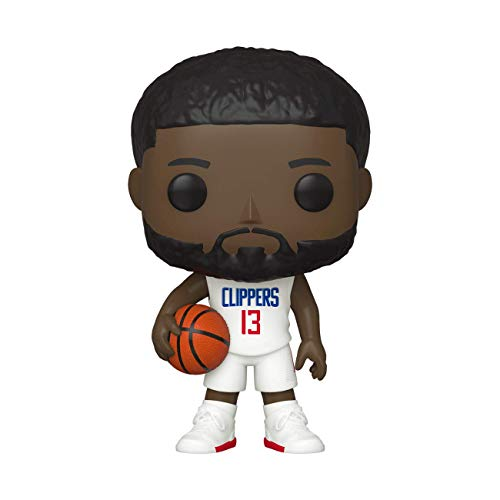 Funko- Pop NBA: OKC-Paul George Figura da Collezione, Multicolore, 44270