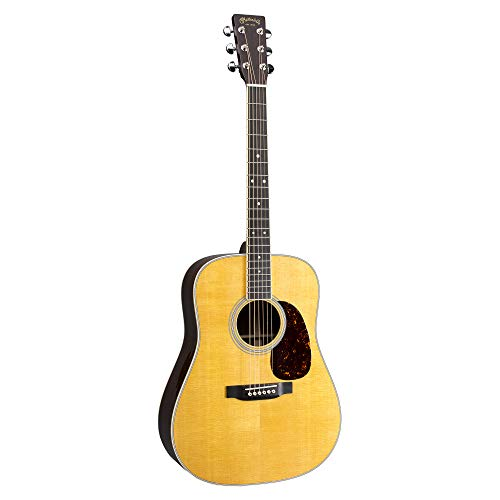 Martin Guitar Standard Series Acoustic Guitars, Hand-Built Martin Guitars with Authentic Wood D-35