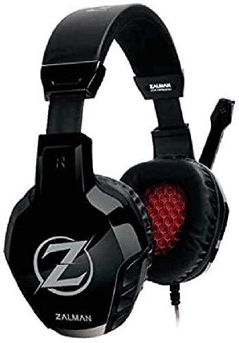 Zalman ZM-HPS300–Cuffie da gaming con microfono (PC/giochi, 2.0, biauricolare) colore: nero