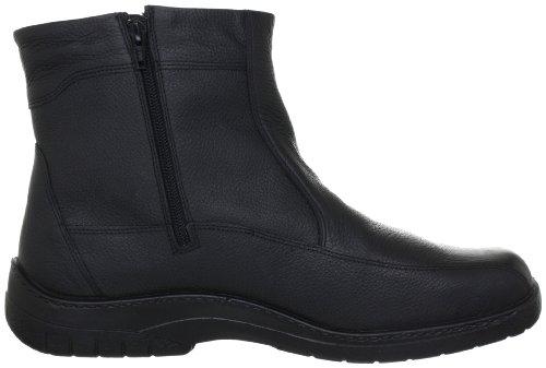 Jomos Feetback, Herren Warm gefütterte Schneestiefel, Schwarz, 42 EU - 5
