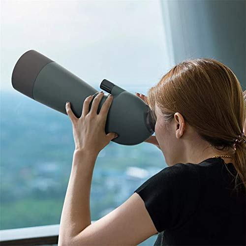 Purchase Ybriefbag Monocular Telescope 25-75x70 Zoom Monocular HD BAK4 Optic Bird Watching Spotting ...