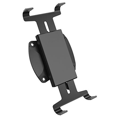 HFTEK® Tablet-Halterung Halter Clip Mount Adapter für iPads, Samsungs und andere Tablets von 5.7 – 10.5 Zoll mit VESA 75 (HF69A)