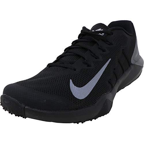 Nike Retaliation Trainer 2 Men's Training Shoe, Black/MTLC Cool Grey-Anthracite, 8.5 M US