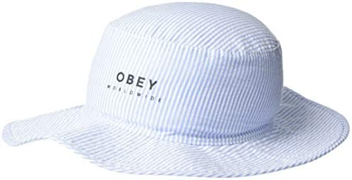 Obey Women s Hamptons HAT Blue One Size product image