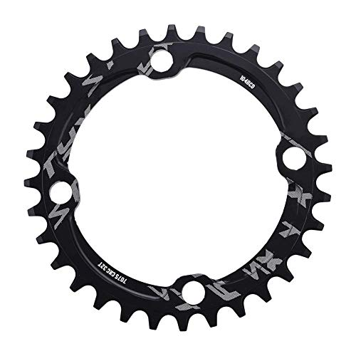 Bike Chainring, 32/34/36/38T BCD 104 Mountain Bike Single Speed Chainring...