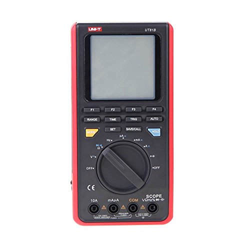 UNI-T UT81B Hand-Multimeter, Digital-Oszilloskop, LCD-Display