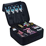 Relavel Travel Makeup Train Case