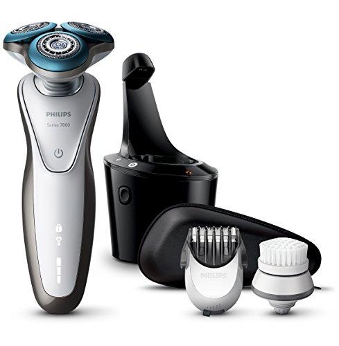 Philips S7780/64 - Afeitadora electrica, uso en seco y humedo, incluye smartclean,...