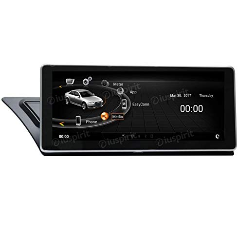 ANDROID 4G LTE GPS USB DAB+ MirrorLink Bluetooth 10.25 pollici 2GB RAM 32GB ROM navigatore compatibile con Audi A4/A5/S5/RS4/RS5/8K/B8/8T/4L 2009-2016 MMI 3G