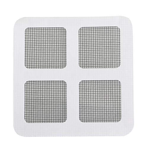 24 Stück/Set Anti-Insekten-Fliegertür-Fenster Anti-Moskito-Bildschirm Net Mesh Repair Tape Patch Klebe-Aufkleber für das Home Office Johnsosen