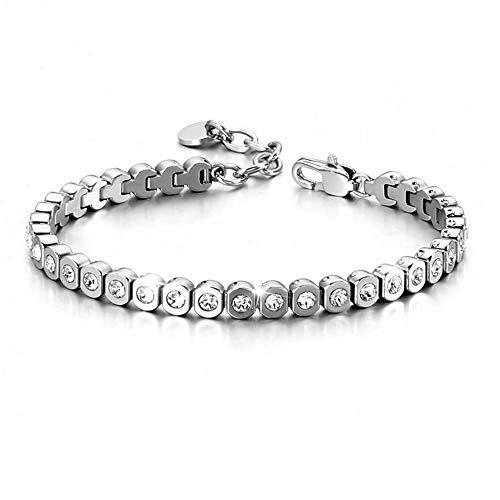 ladies stainless steel bracelets - 6