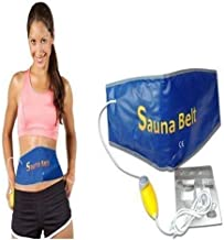 Kumar Retail Smart Sauna Slimming Belt for Weight Loos and Fat Burning for Men and Women,Sauna Belt with Vibration and Heat,Sauna Belt for Belly Fat,Sauna Belt for Weight Loss Women