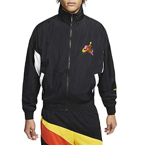 Jaqueta masculina Jordan Jumpman Classics CV7418-010 tamanho 2GG