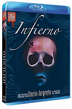 Horror Infernal / Inferno (1980) ( Dario Argento's Inferno ) [ Spanische Import ] (Blu-Ray)