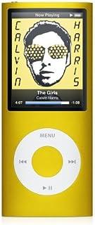 Apple iPod Nano 4th Generation (16GB, Yellow)