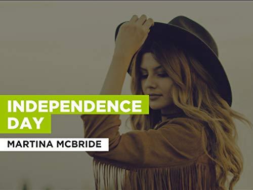 Independence Day al estilo de Martina McBride