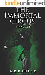 Cirque des Immortels 3巻 表紙画像