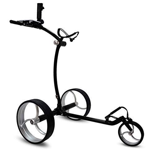 tour-made RT-650S PRO Quickfold Lithium Elektro Golftrolley
