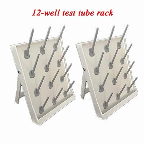 SUN RDPP Primary Wissenschaft Jumbo Reagenzglasständer mit Ständern, Drip-Rack,B