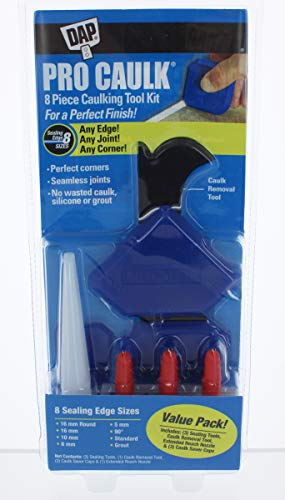 Dap 09125 DAP PRO Caulk Tool Kit