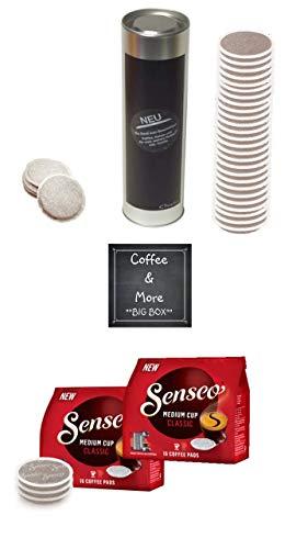 Senseo Kaffeepads Klassisch / Classic, Intensiver & Vollmundiger Geschmack, Kaffee, 2 x 16 Pads +
