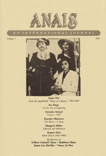 ANAIS: An International Journal, Volume 1 (English Edition)