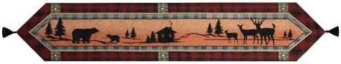 Manual Table Reservation New life Runner Bear Lodge w Tassels