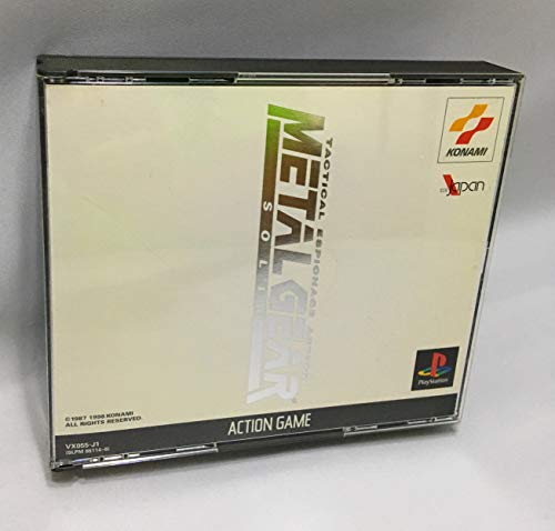 Metal Gear Solid [Japan Import] for PlayStation 1