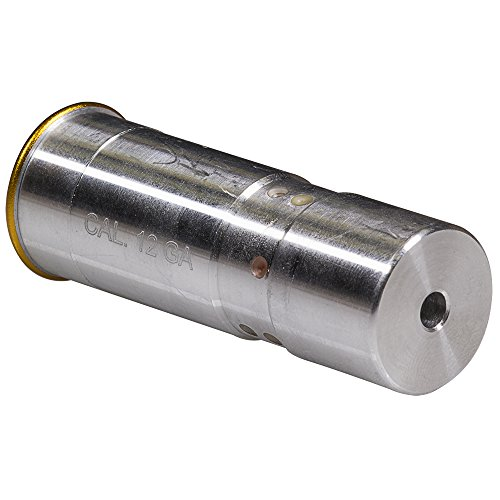 P2M in-Chamber Laser Boresight, 12-Gauge with Red Laser, 0