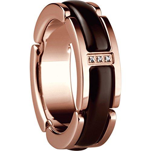 BERING Ring für Damen in silber | Twist & Change | 502-39-75