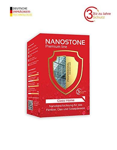 NANOSTONE GLASS HOME - nanobeschichtung für das Fenster und Glas