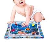 66 x 50 cm, alfombrilla de juegos hinchable para bebés, antigoteo, sin BPA,...
