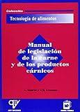 Manual de legislación de la carne y de los productos cárni