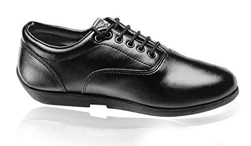 Drillmasters Marching Corps Shoes (Men's Medium 9, Black)