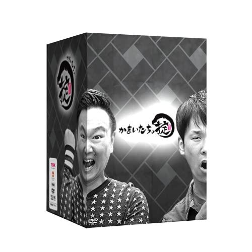【Amazon.co.jp限定】かまいたちの掟 DVD BOX+「掟」ハイボールタンブラー(ビジュアルシート5枚+生写真12枚付)