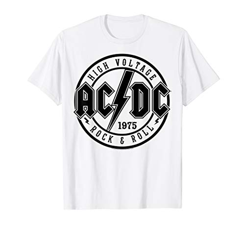 AC/DC - Rock & Roll T-Shirt