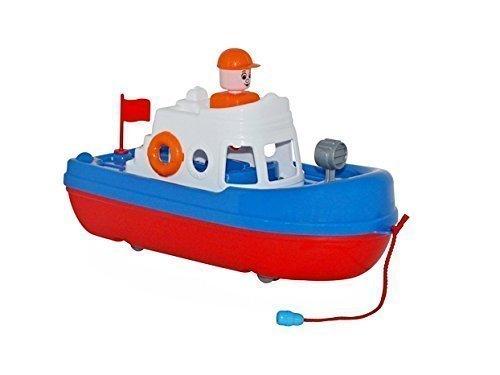 polesie 47229Rescue Boot Spielzeug