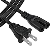 Marg AC in Power Cord Cable Plug Lead for Sonos ZonePlayer Connect:AMP ZP120 Digital Internet Radio Zone Player Music Player, Playbar Soundbar Wireless Speaker PBAR1US1BLK PBAR1US1BLK TV