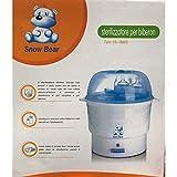 Snow Bear HL-0603 Sterilizzatore a vapore per Biberon/Tetarelle
