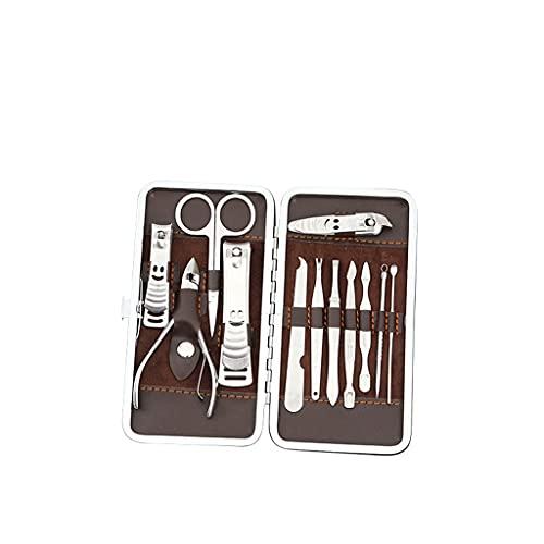 GCX Conjunto de Clipper Nail, Herramientas de uñas, Tijeras para el hogar, Clippers de uñas