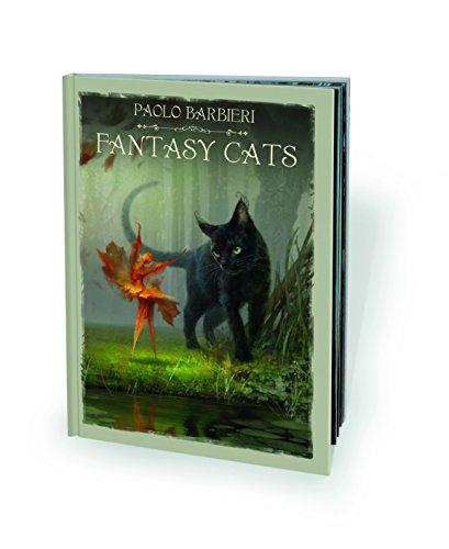 Fantasy cats. Ediz. italiana e inglese [Lingua inglese]