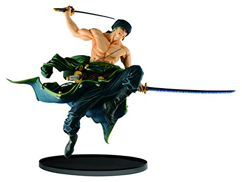 Banpresto ONE PIECE BANPRESTO WORLD FIGURE COLOSSEUM Roronoa Zoro usually color
