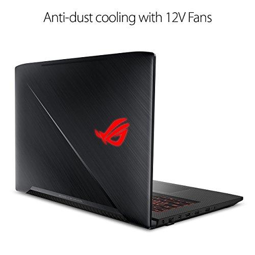 "ASUS ROG Strix Scar Edition 17.3"" 120Hz 3ms Gaming Laptop, 8th-Gen..."