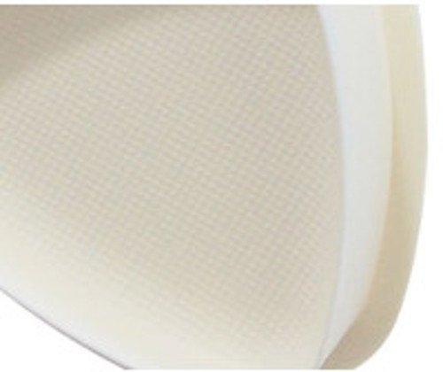 トルネ三角おむすび型エンボス加工ホワイトP-2169