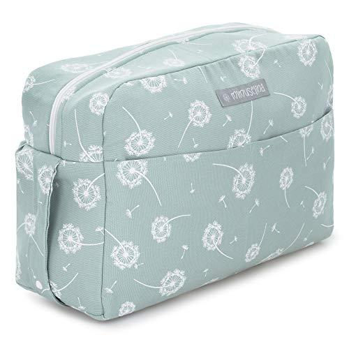Mimuselina Bolsa de Maternidad | Bolso Organizador Productos Bebé, Bolsa Maternal para...