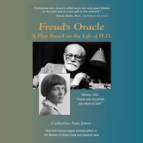 Freud's Oracle                   By:                                                                                                                                 Catherine Ann Jones                               Narrated by:                                                                                                                                 Catherine Ann Jones                      Length: 58 mins     1 rating     Overall 5.0