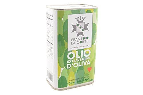 Olio Extra Vergine di Oliva spremitura a freddo lattina 1000ml